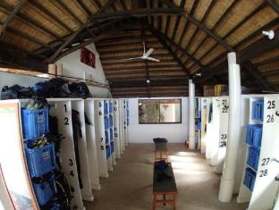 Amun Ini Beach Resort & Spa Anda - Dive Equipment room
