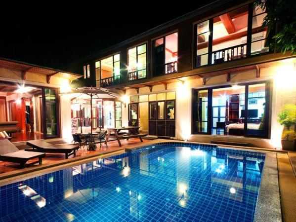 The Villa Hacienda Koh Phangan