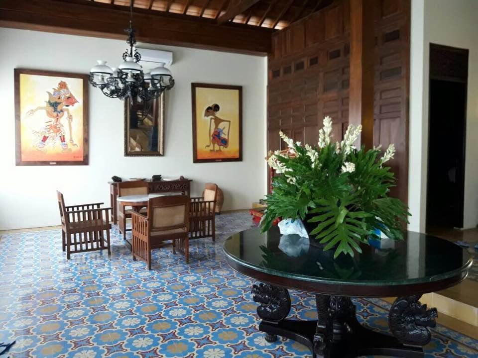 Griya Pamengkang   Javanese House