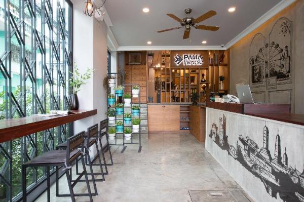 PAMAhouse Boutique Hostel Bangkok