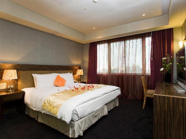 Hold Me Hotel  Zhongzheng Hsinchu
