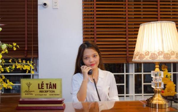 Lavender hotel apartment Hanoi