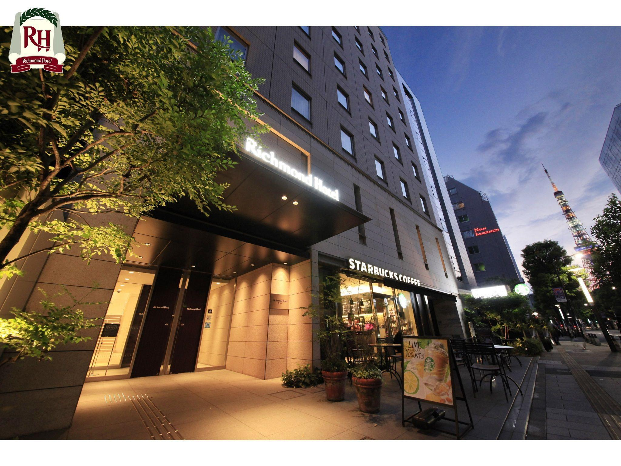 โรงแรมริชมอนด์ โตเกียว ชิบะ