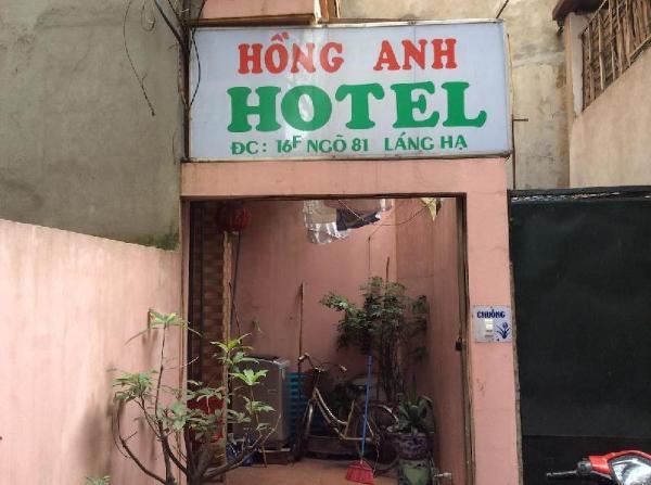 Hong Anh Hotel - Lang Ha Hanoi