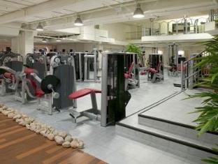 Crowne Plaza Helsinki Hotel Helsinki - Fitness Room