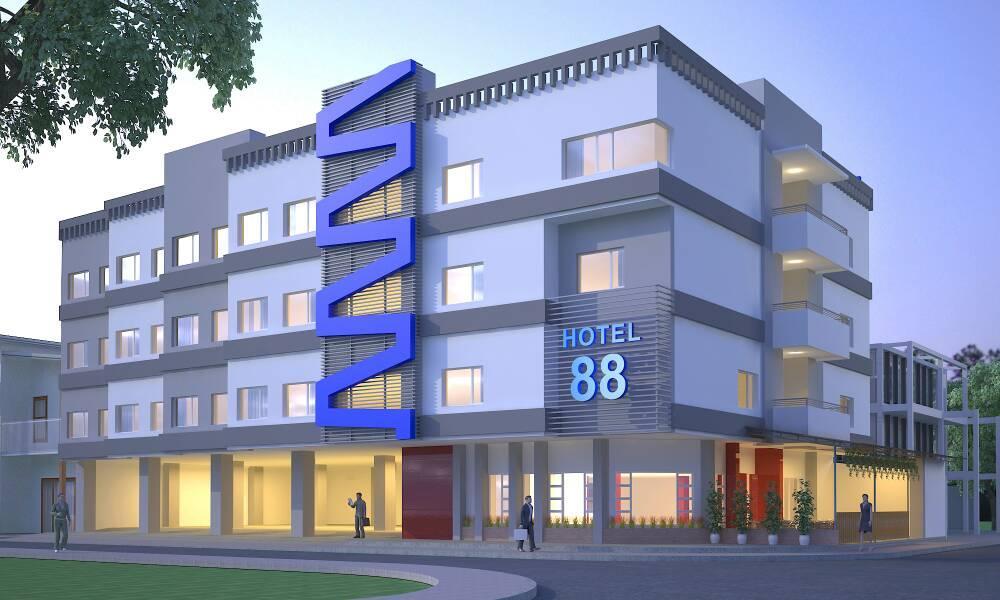 Hotel 88 Diponegoro Jember