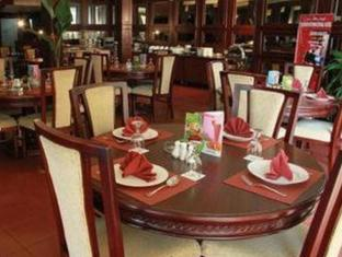 Pardede International Hotel Medan - Restaurace
