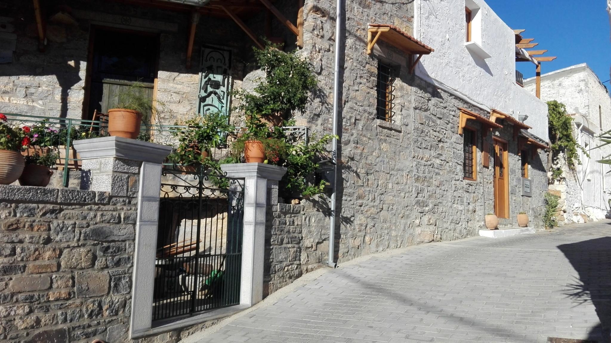 Sfirakis Traditional House