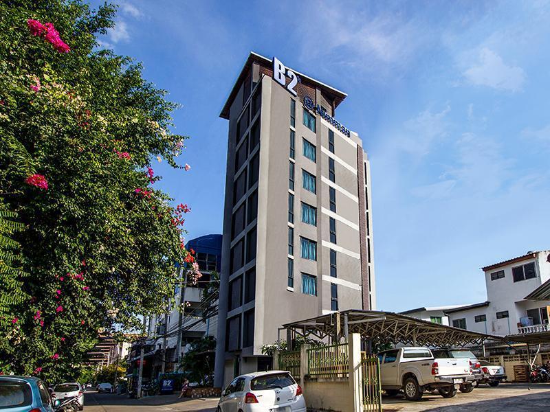 B2 Nimman Hotel บีทู นิมมาน โฮเต็ล