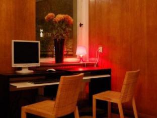 Goldmarie Hostel برلين - المظهر الداخلي للفندق