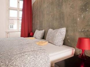 Goldmarie Hostel برلين - غرفة الضيوف