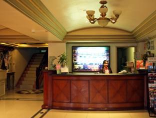 Orange Grove Hotel Bandar Davao - Kaunter Tetamu