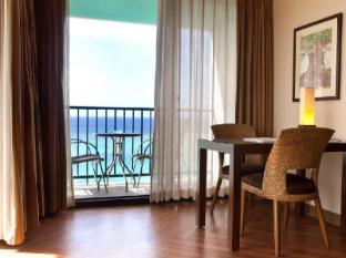 關島珊瑚橄欖Spa度假村 關島 - 陽台