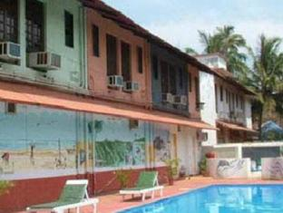 Sunflower Beach Resort Észak Goa - A szálloda kívülről