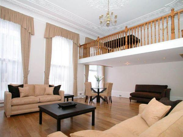 Lancaster Gate Hyde Park Apartments London
