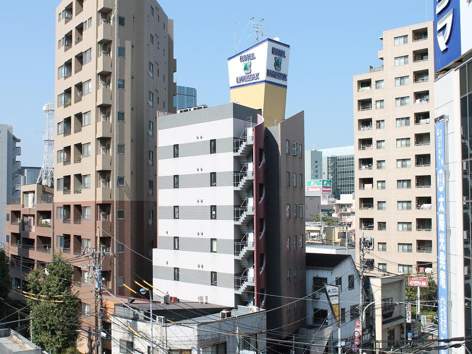 โรงแรมไลฟ์แมกซ์ ฟูจู แอนเน็กซ์