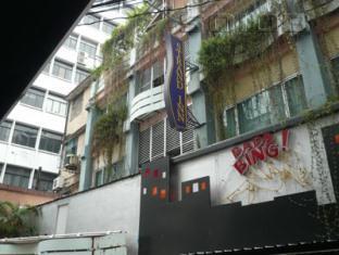 Strand Inn Hotel Bangkok - Exterior