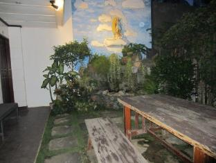 Cebu Residencia Lourdes Мактан Айленд - Сад