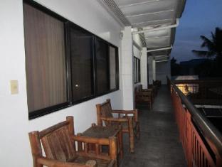 Cebu Residencia Lourdes Mactan Island - بلكون/شرفة