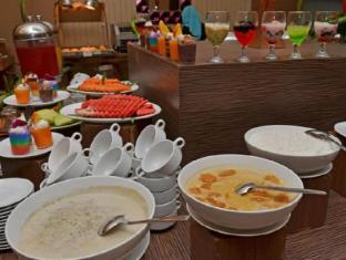 The Axana Hotel Padang - Buffet