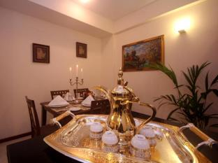Unique Towers Luxury Boutique Suites Colombo - Dining Table