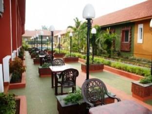 Ginger Tree Boutique Resort North Goa - Restaurant