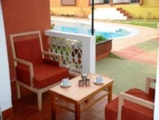 Ginger Tree Boutique Resort North Goa - Balcony/Terrace