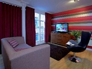 บลูเรนโบว์ อพาร์ตโฮเต็ล แมนเชสเตอร์ ไฮ สตรีท (Blue Rainbow Aparthotel - Manchester High Street)