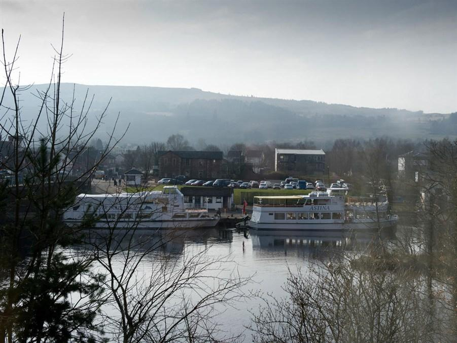 Innkeeper's Lodge Loch Lomond