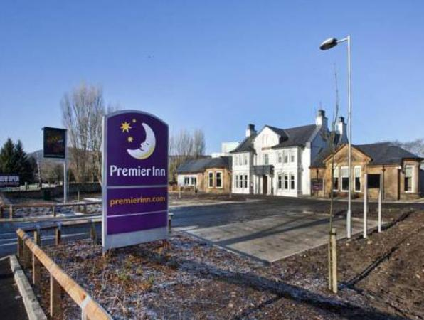 Premier inn inverness West Inverness