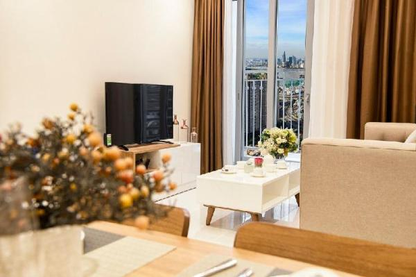 Service Apartments Vinhomes Central Park Ho Chi Minh City