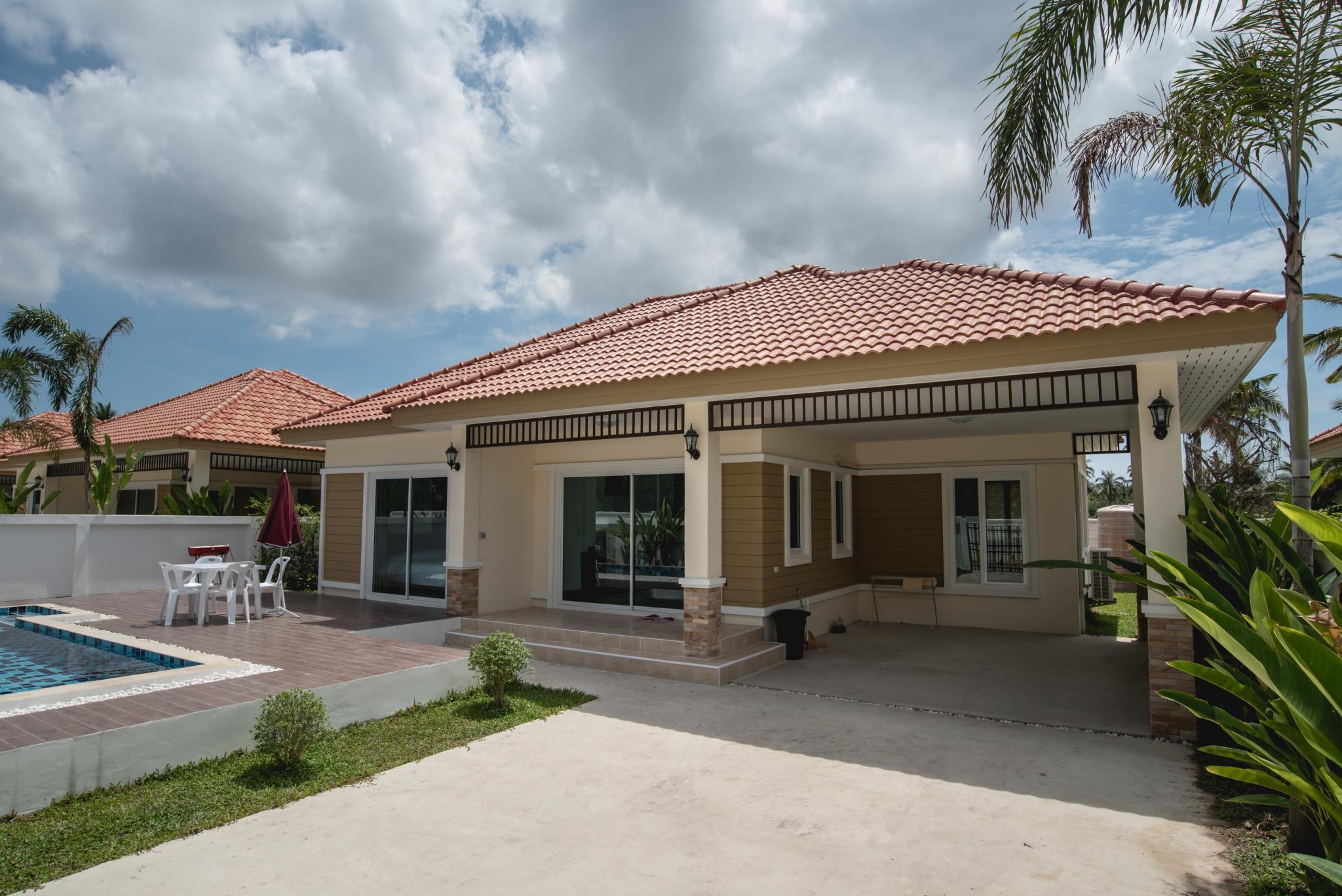 Price The Legacy Huahin Pool Villa Type D