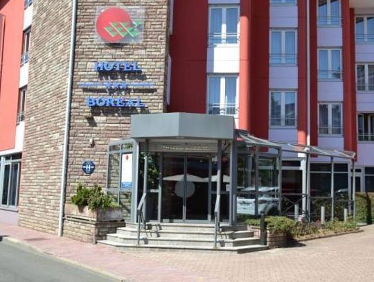 Brit Hotel Belfort Centre Le Boreal