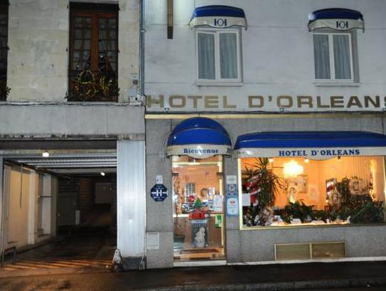 Hotel D'Orleans