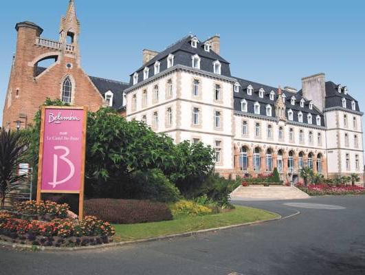 Belambra Clubs Tregastel   Residence Le Castel Sainte Anne