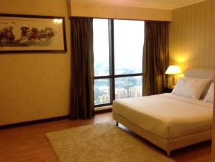 Times Service Suites at Times Square Kuala Lumpur - Middle Room