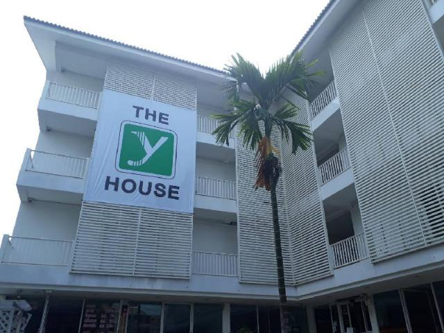 The y House – The y House