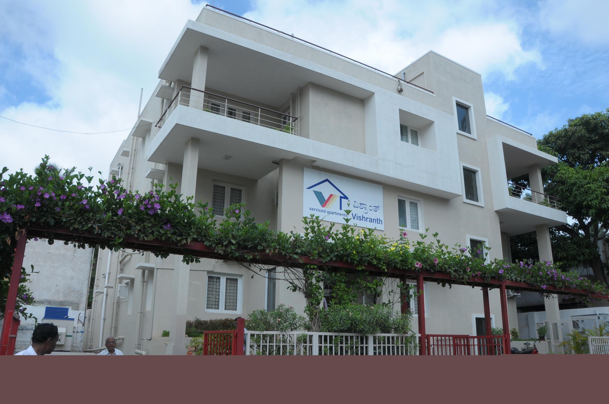 Vishranth Serviced Apartment