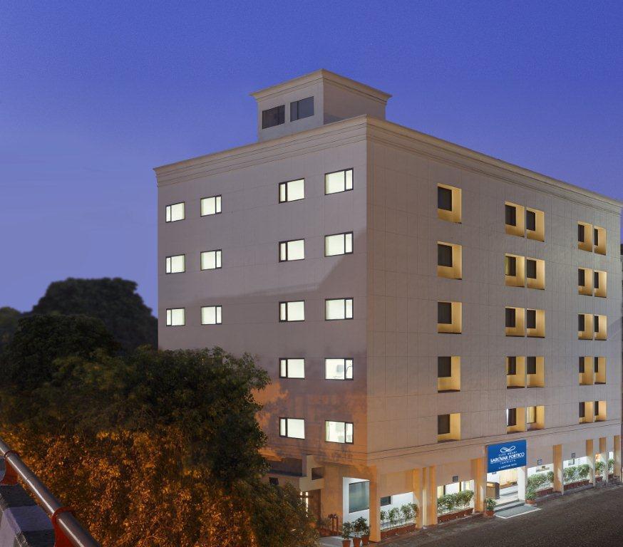 Hotel City Heart Sarovar Portico Ludhiana