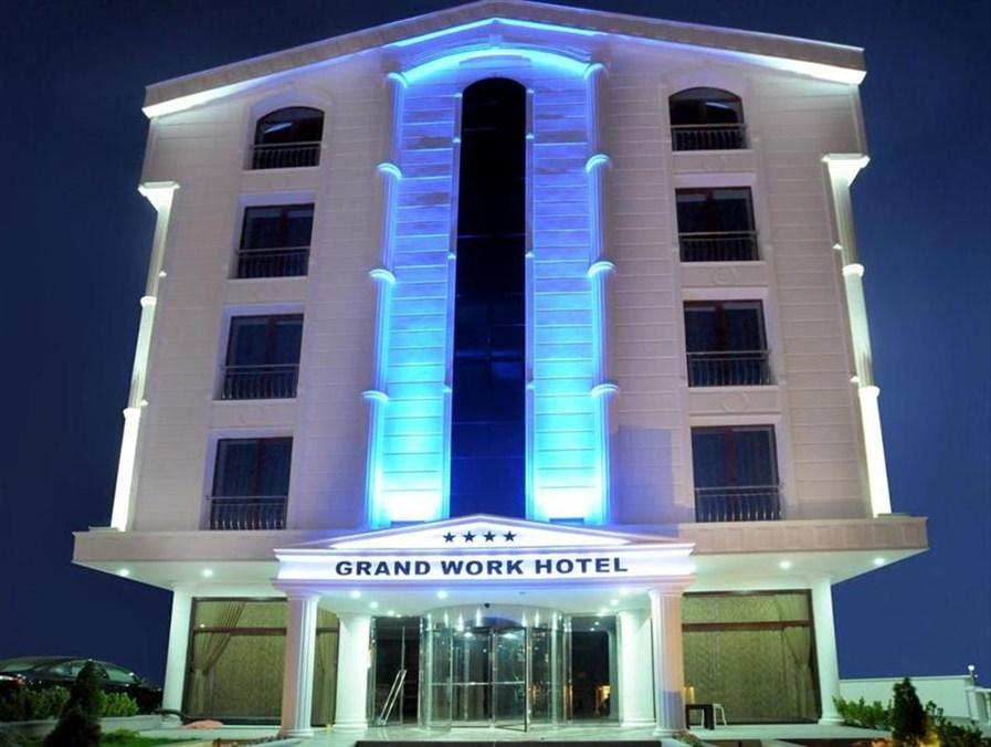 Grand Work Hotel And SPA