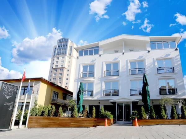 Koza Suite Hotel Ankara