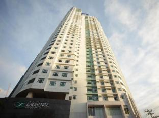 The Exchange Regency Residence Hotel Manila - Exterior