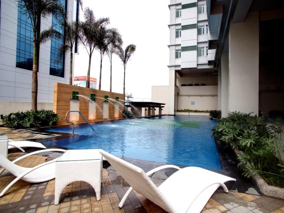 Staycation in Manila