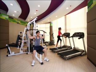 The Exchange Regency Residence Hotel Manila - Fitness Room