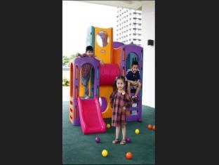The Exchange Regency Residence Hotel Manila - Club infantil