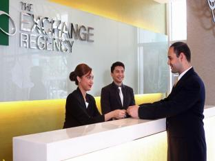 The Exchange Regency Residence Hotel Manila - Recepció
