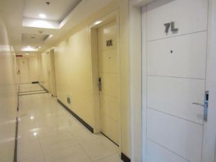 The Exchange Regency Residence Hotel Manila - Hallways