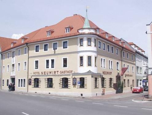 Hotel And Brauerei Gasthof Neuwirt