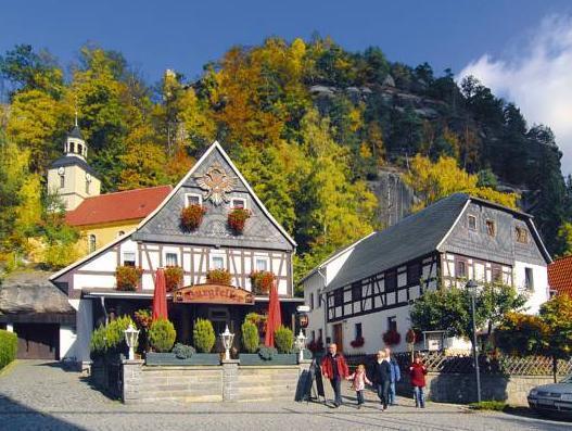 Dammschenke Gasthof And Hotel