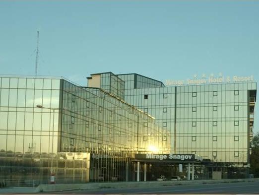 Mirage Snagov Hotel And Resort